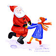 """Santy and Me""-Dancing"