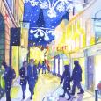 Green Street Christmas Lights