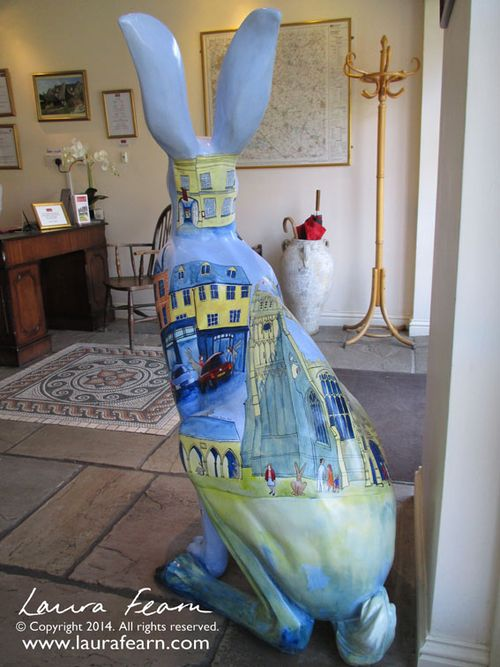 Back of Hare
