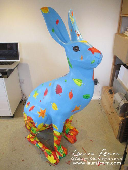 Autumn Hare